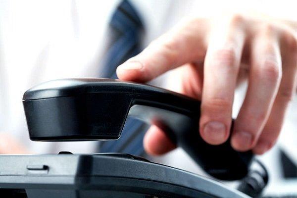 ثبت 258 تماس تلفنی مزاحم با مرکز 125 همدان طی یک روز