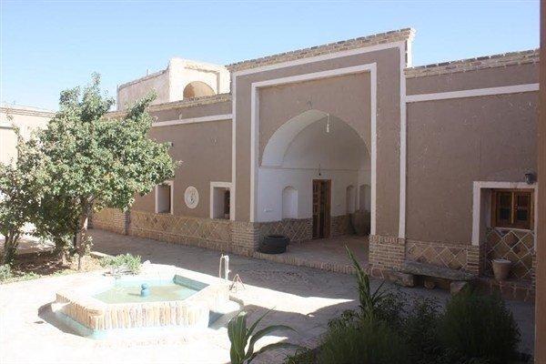یکی از بزرگترین خانه های قدیمی کرمان نونوار می گردد