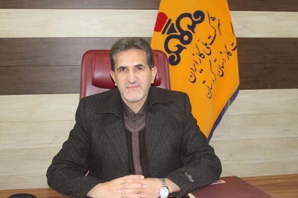 مدیرعامل شرکت گاز استان کردستان: مصرف دو میلیارد مترمکعب گاز از اول سال