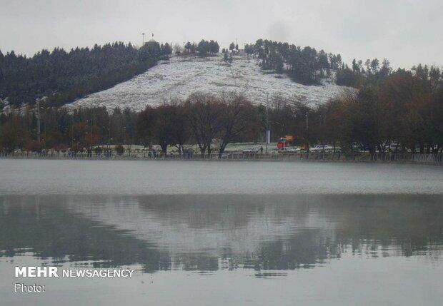 برف و باران در راه است، احتمال وزش باد شدید در بعضی استان ها