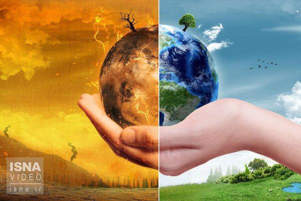 تا خاتمه قرن بیشترین و کمترین افزایش دما را در کدام کشورها شاهدیم؟