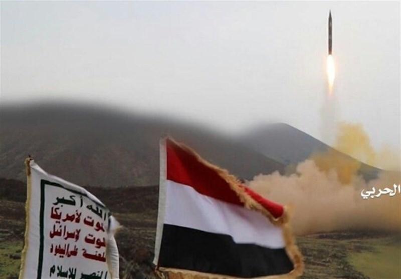 یمن، شلیک موشک قاصم به مواضع ارتش سعودی در نجران