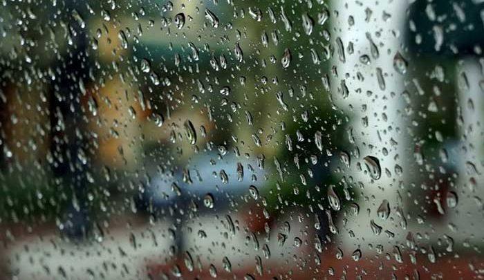بارش باران در نوار شمالی کشور، آسمان پایتخت ابری است
