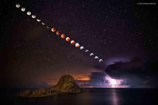 10 تصویر برتر علمی جهان در سال 2015 منتشر شد
