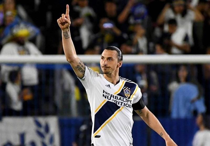 افزایش احتمال ماندن ابراهیموویچ در MLS با دریافت پیشنهاد جدید از لس آنجلس گلکسی