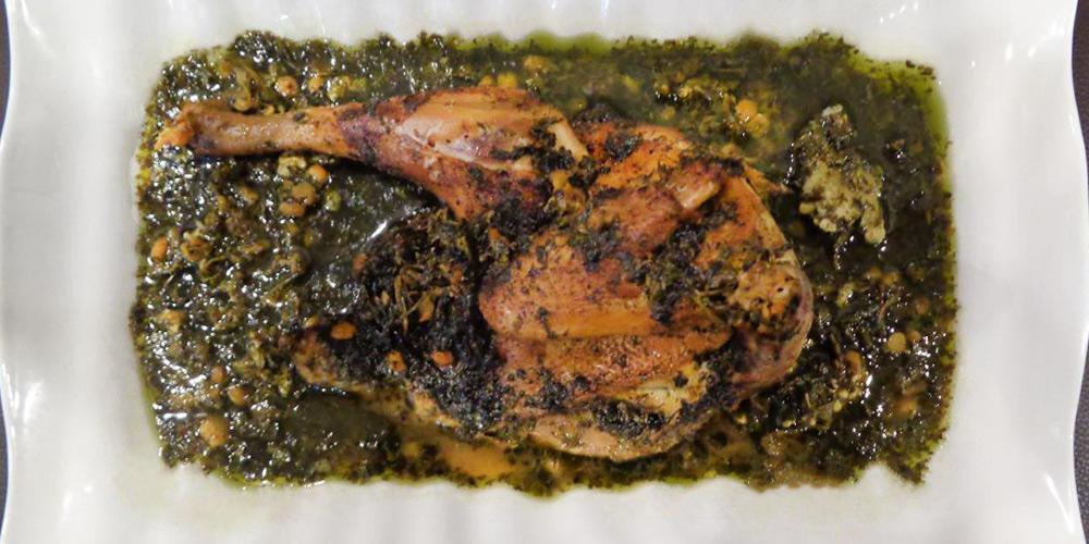 طرز تهیه مرغ ترش شمالی اصیل و خوشمزه