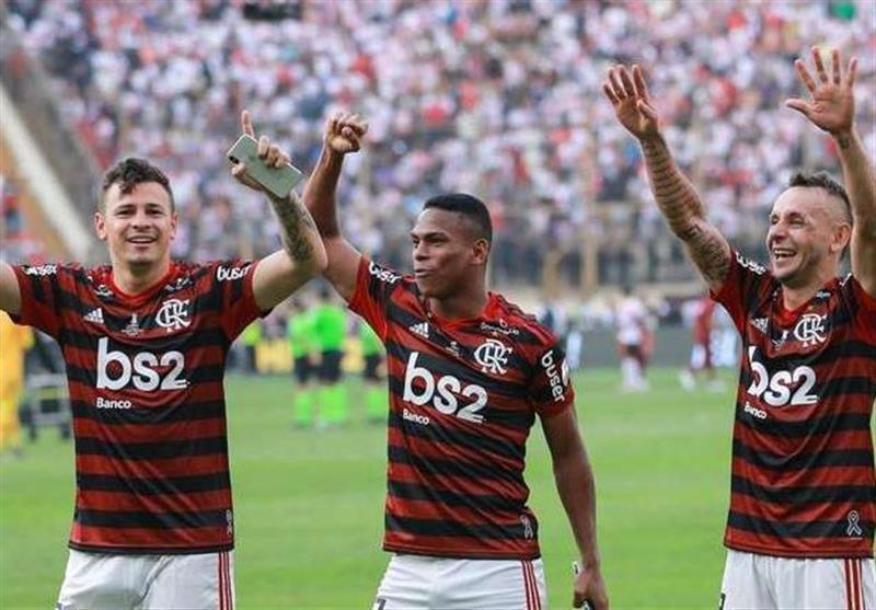 فلامنگو روی دور خوشبختی؛ شاگردان ژسوس قهرمان برزیل شدند
