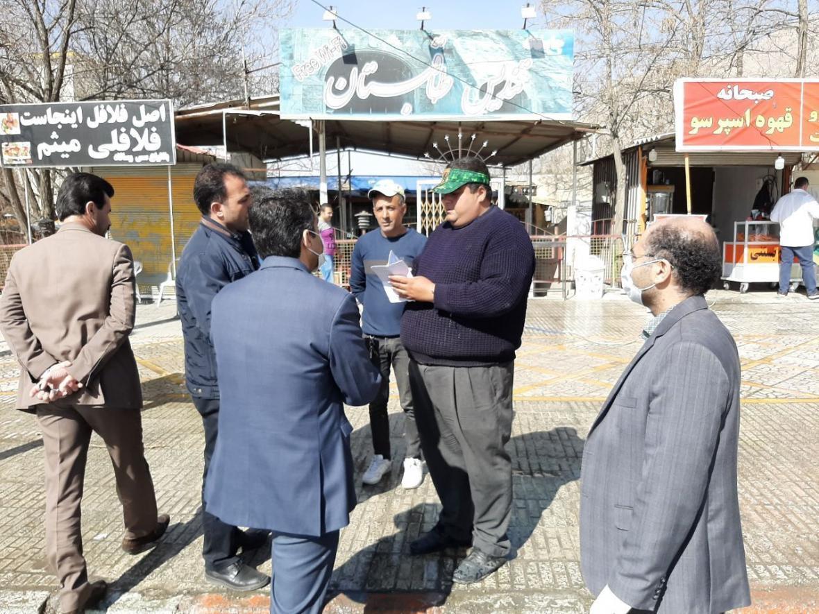 خبرنگاران بیش از هزار بازدید نظارتی از تاسیسات گردشگری کرمانشاه انجام شد