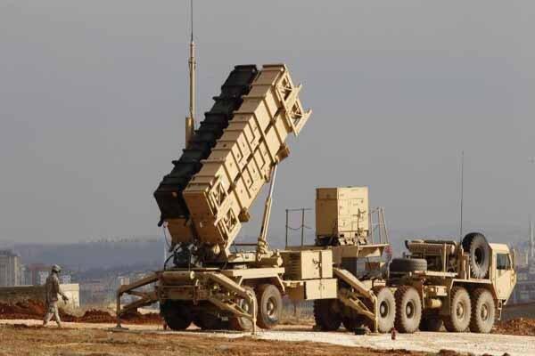 افشای هدف آمریکا از استقرار پاتریوت در عراق
