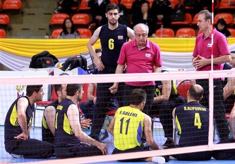 تقدیر رئیس فدراسیون جهانی پارا والیبال از 5 ایرانی