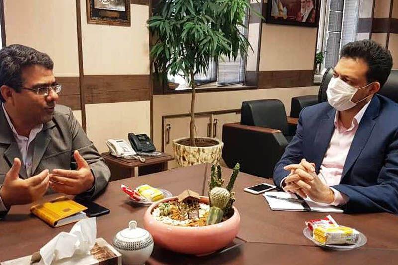 خبرنگاران فرماندارری: همه باید برای فراوری کالای باکیفیت ایرانی کوشش کنیم