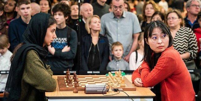 خادم الشریعه از صعود به فینال مسابقات آنلاین شطرنج باز ماند