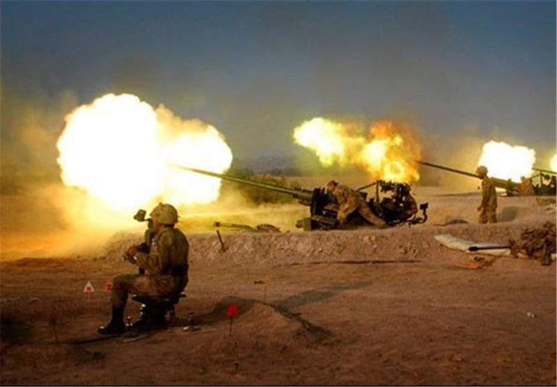 شلیک 29 راکت توسط ارتش پاکستان به شرق افغانستان
